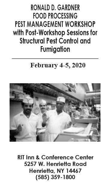 Pest Management Workshop